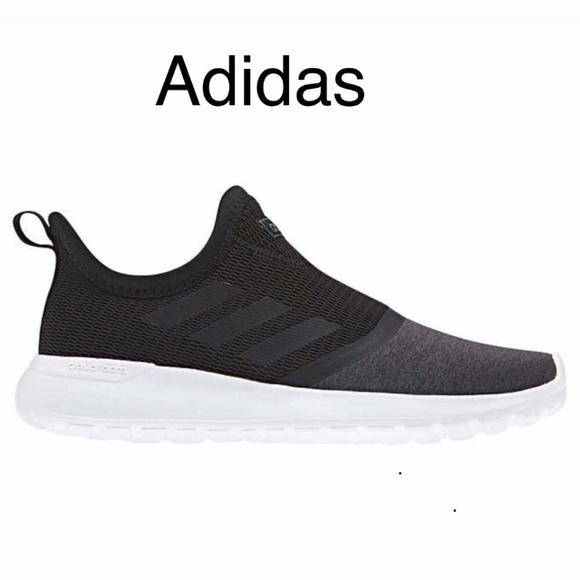 NIB Adidas Lite Racer Running Slip on Sneaker Shoe Boutique